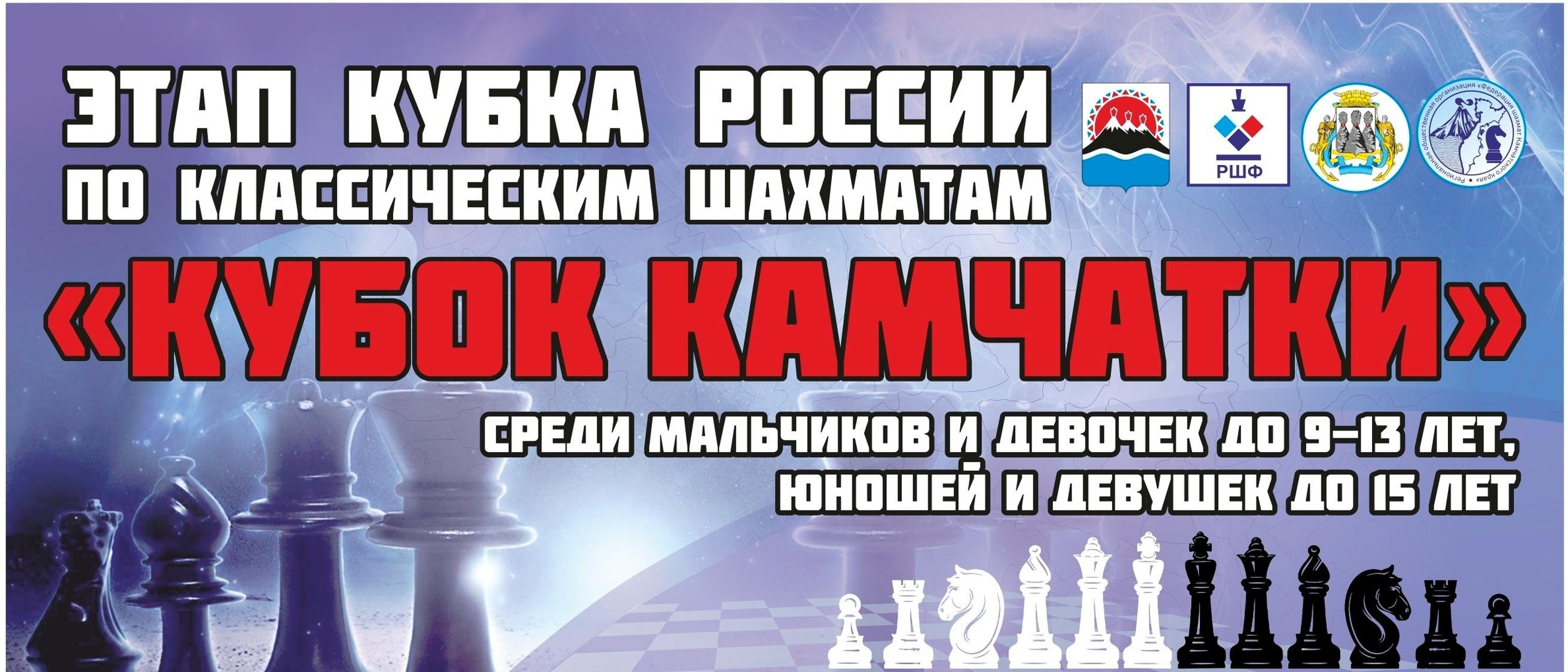 Кубок Камчатки - 2020